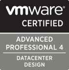 VMware Certified Advanced Professional - Datacentre Design